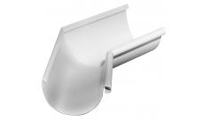 Угол желоба внутренний 135 гр 125/100 мм RAL 9003 Белый