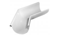 Угол желоба внешний 135 гр 150/100 мм RAL 9003 Белый