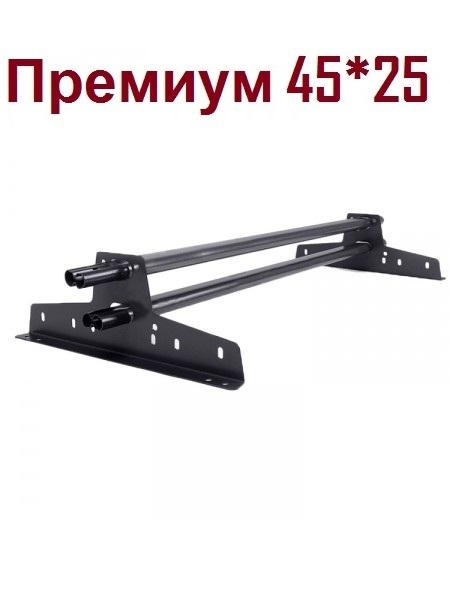"""Снегозадержатель 25х45 """"Премиум"""" 3м - Серый графит (RAL 7024)"""