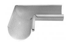 Угол желоба внутренний 90 гр 125/100 мм Цинк